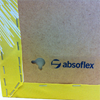 Absoflex Akustiktavla, baksidan