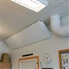 Absoflex Corner hörnabsorbent, diagonalt i tak