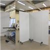 Absoflex Industriskärm skärmvägg