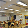 Absoflex Palett Bas ljudabsorbent, stor tak klassrum
