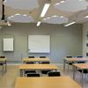 Absoflex Siluett ljudabsorbent, skola klassrum
