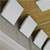 Absoflex Sport ljudabsorbenter i tak och hörn