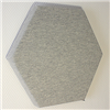 Acqwool Pad Hexagon väggabsorbent
