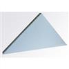 Acqwool Pad Triangle väggabsorbent, Ljusblå