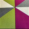 Acqwool Pad Triangle väggabsorbenter
