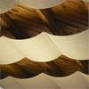 Acqwool Qwaiet Compact Ceiling frihängande ullpaneler
