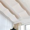Acqwool Qwaiet Compact Ceiling frihängande ullpanel i snedtak