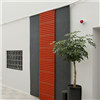 Acqwool Qwaiet Flexi Wall frihängande ullpanel, mobitec herrljunga