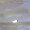 Acqwool Qwaiet Single Ceiling takhängande ullpaneler