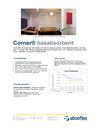 Absoflex Corner hörnabsorbent