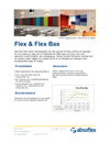 Absoflex Flex och Flex Bas
