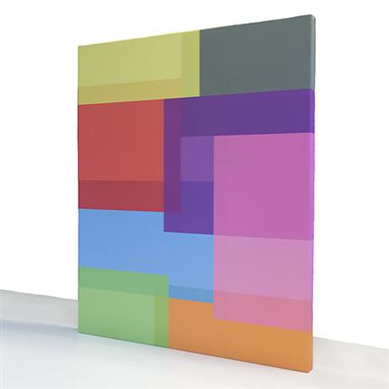 Absoflex Akustiktavla multicolour