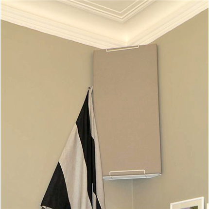 Absoflex Corner vertikalt i hörn
