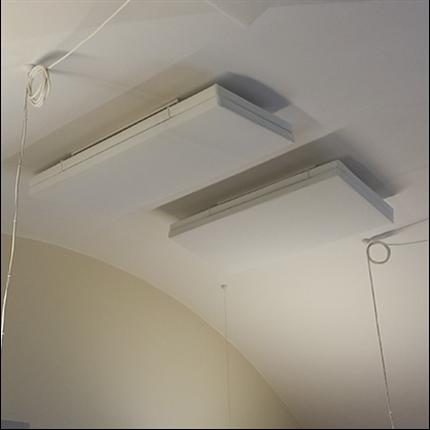 Absoflex Palett Bas, liten tak kontor