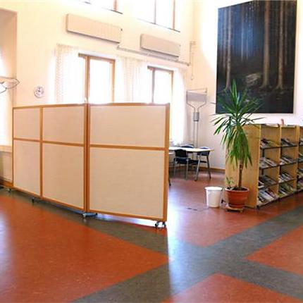 Absoflex Skolskärm