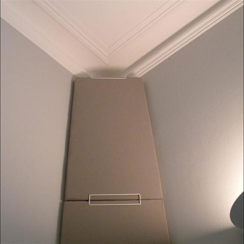 Absoflex Corner, ljuddämpare vägghörn