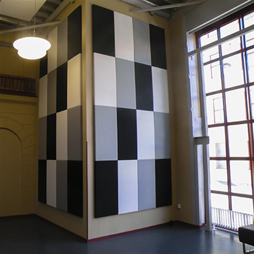 Absoflex Slagtavla Stor, vägg