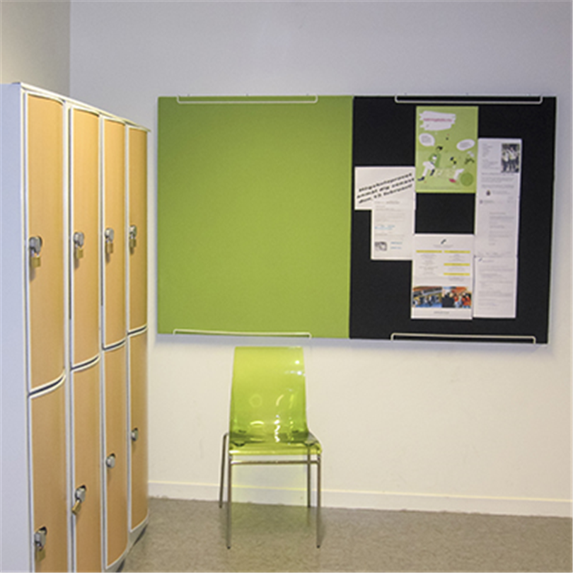Absoflex Anslagstavla i korridor