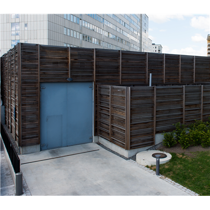 HIAK, Hedemoradörren ståldörrar och portar