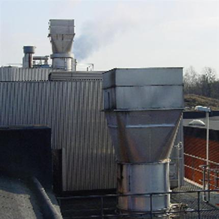 HIAK ventilationsdämpare