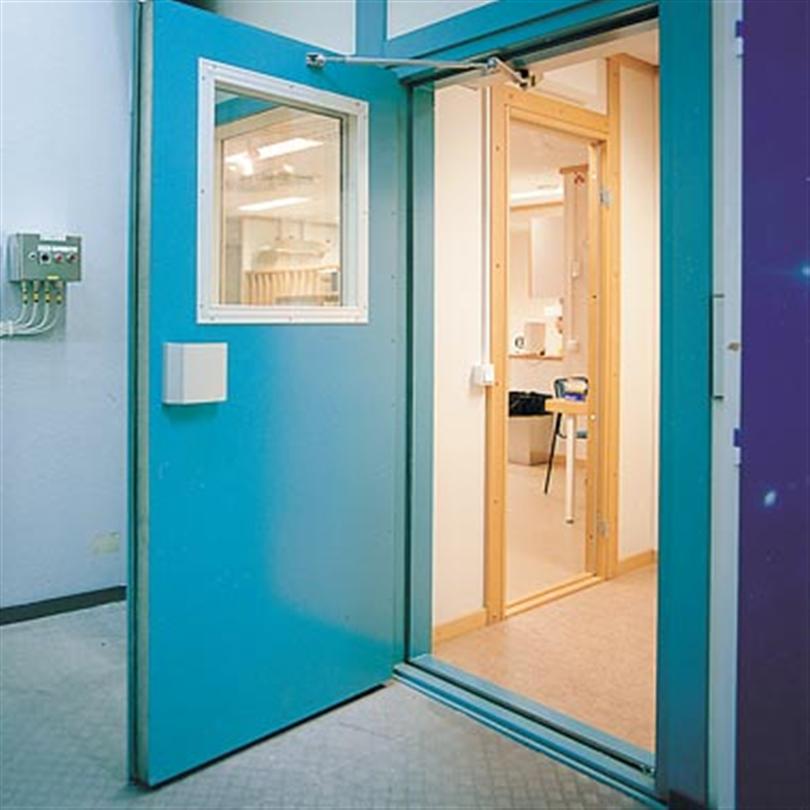 HIAK Ljudisolerande ståldörrar