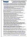 Bauer Watertechnology AB, erfarenhet och fördelar