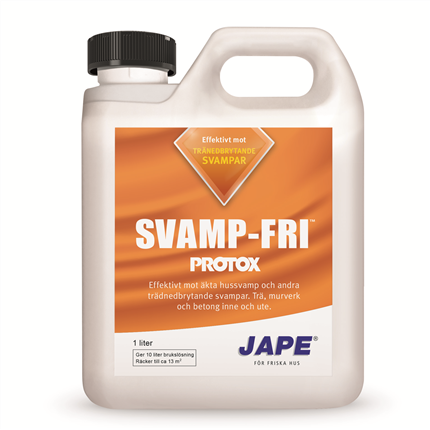 Jape Svamp-Fri Protox