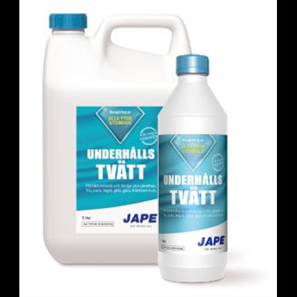 Jape underhållstvätt