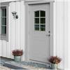 Flügger fönster-/dörrfärg grå