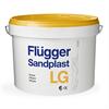 Flügger Sandplast LG lättspackel grov, 10 liter