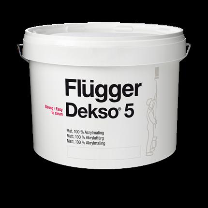 Flügger Dekso 5 akrylatfärg
