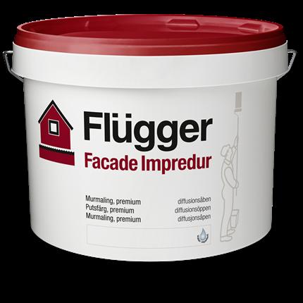 Flügger Facade Impredur fasadfärg