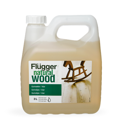 Flügger Natural Wood Golvsåpa