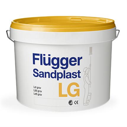 Flügger Sandplast LG lättspackel grov