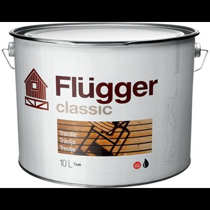Flügger Träolja Classic
