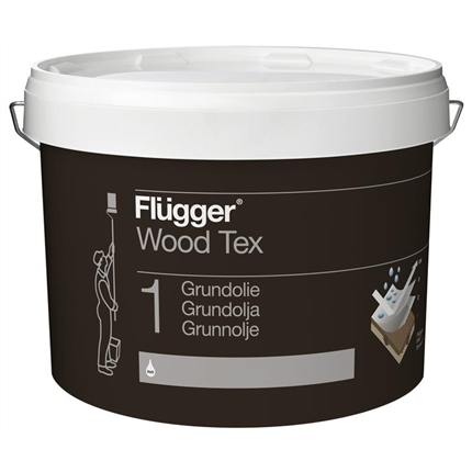 Flügger Wood Tex Grundolja