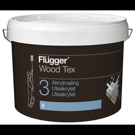 Flügger Wood Tex Uteakrylat