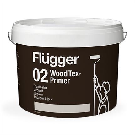 Flügger Wood Tex Utegrund grundfärg