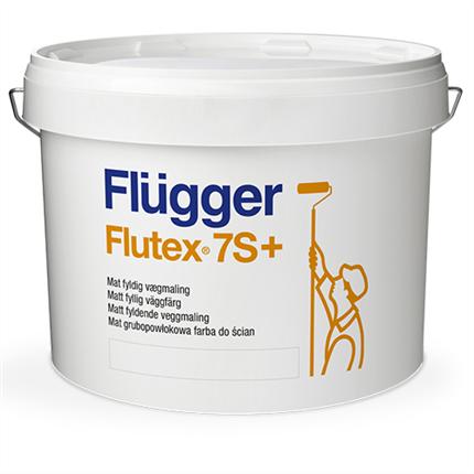 Flügger Flutex 7S+ väggfärg