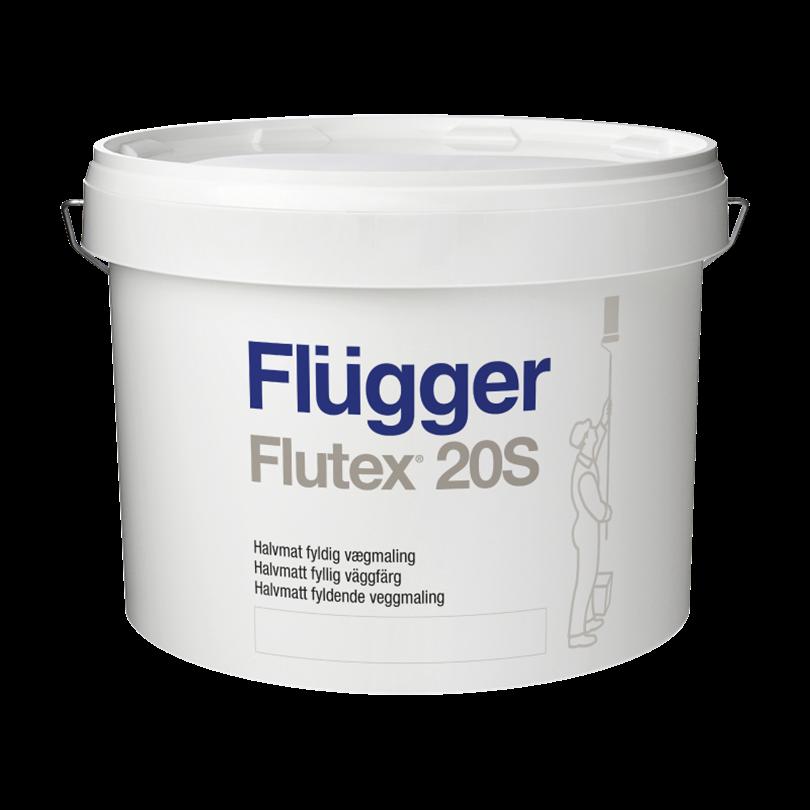 Flügger Flutex 20S väggfärg