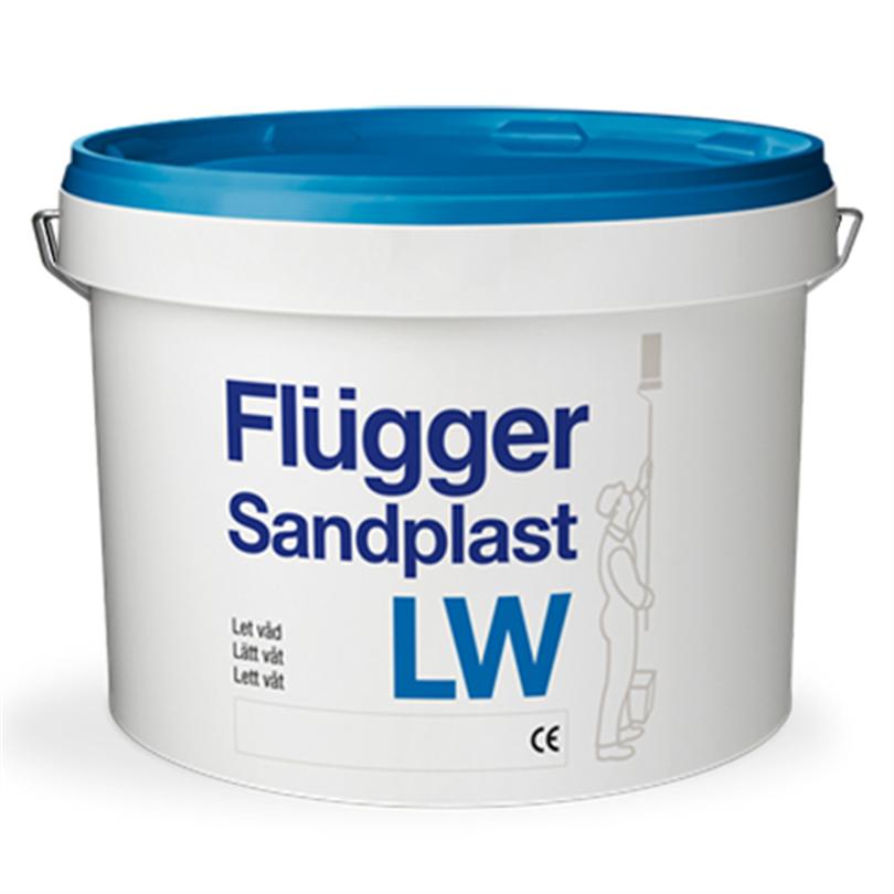 Flügger Sandplast LW våtrumsspackel