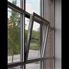 Preconal Hansen Millennium, öppet fönster