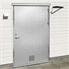 Preconal VikingShield™ 64 industridörr med dörrstopp
