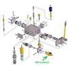 Hydroware Dynahyd servoventil i HydroElite driv- och styrsystem