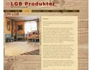 LGB Handhyvlade golv