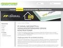 Finnfoam Signalförstärkande isoleringselement på webbplats
