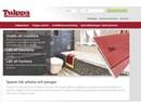 Finnfoam Tulppa våtrumsskiva på webbplats