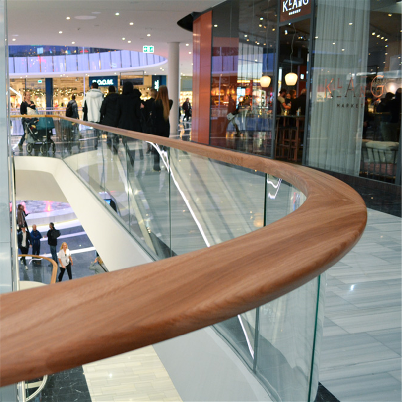Herrljunga Ledstångsfabrik räcke, Mall of Scandinavia