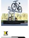 Axelent Cykelställ