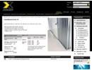 Axelent förrådssystem FP på webbplats